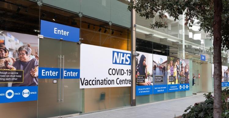 Westfield COVID Vaccination centre